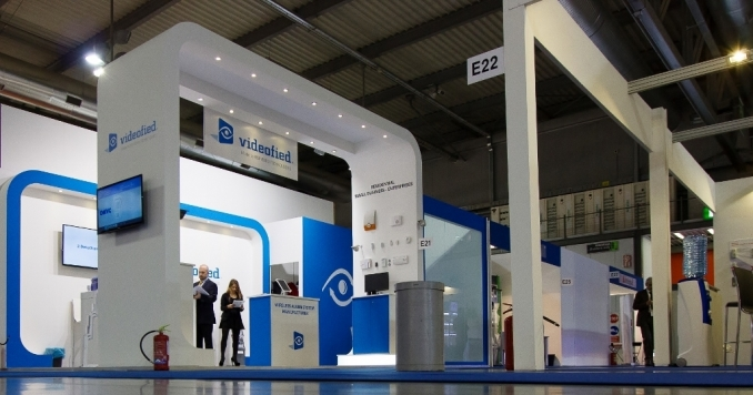 SICUREZZA - Milan - Stand Design and Construction
