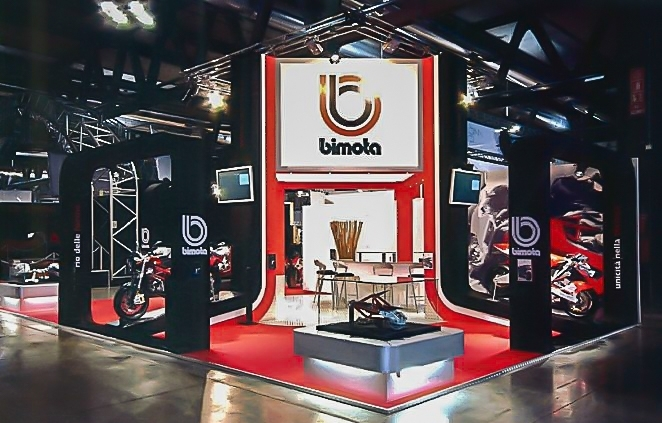 EICMA - MILAN - Stand Design and Construction