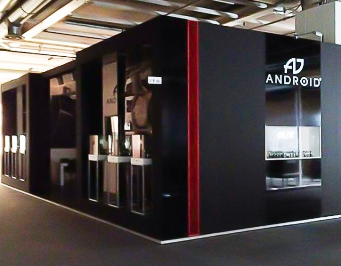BASELWORLD - BASEL - Stand Design and Construction