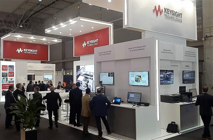 MOBILE WORLD CONGRESS 2017, Barcelona (Spain) - Stand Design and Construction