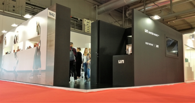 THE MICAM 2017  - MILANO (ITALY) - Stand Design and Construction